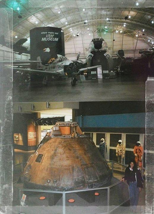 Museo Aeroespacial I EUA