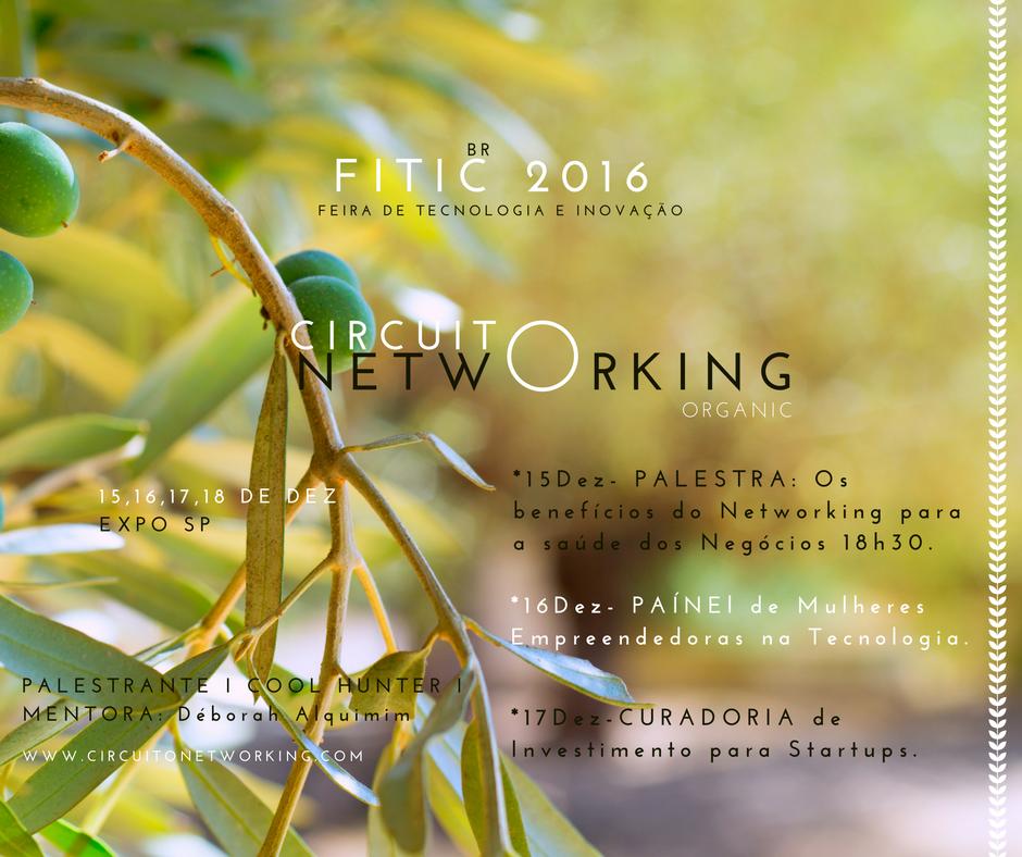 FITIC I Circuito Networking