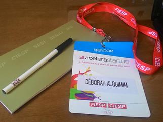 Acelera Startup Fiesp, eleito o melhor evento de Start-Ups do Brasil.