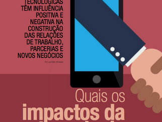 Quais os impactos da tecnologia no Networking?