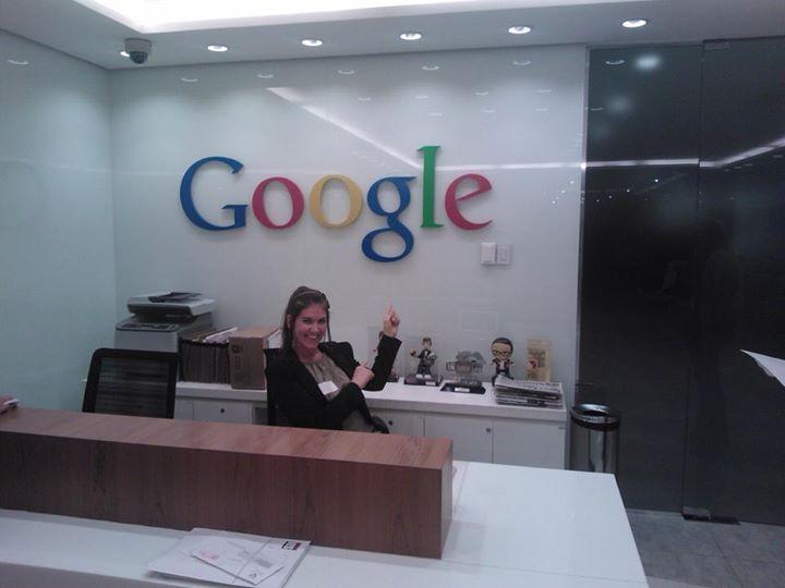 Google I Evento para Empreendedoras