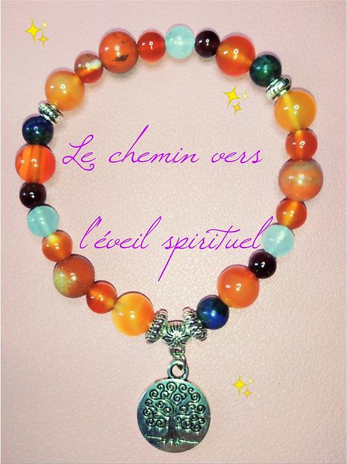 Bracelet Chamanique