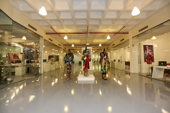 FAD International Pune Campus Fashion design institute