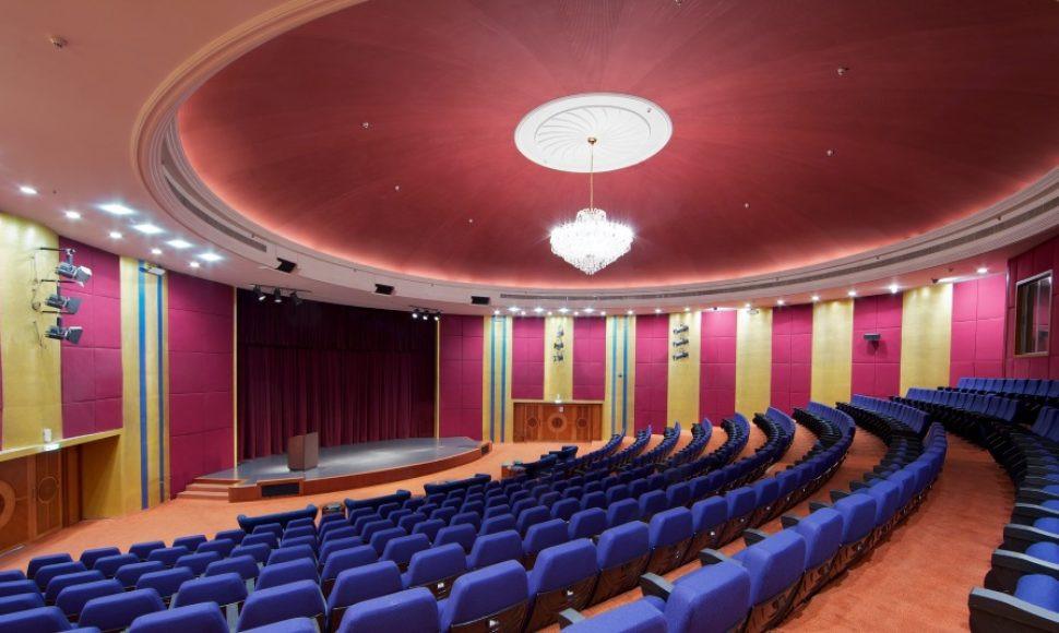 Auditorium at Dubai Knowledge Park