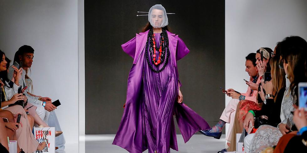 Virtual Open Day - Fashion Design