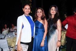 Sudha Sharma, Sangeeta Wadhwani, Tasneem