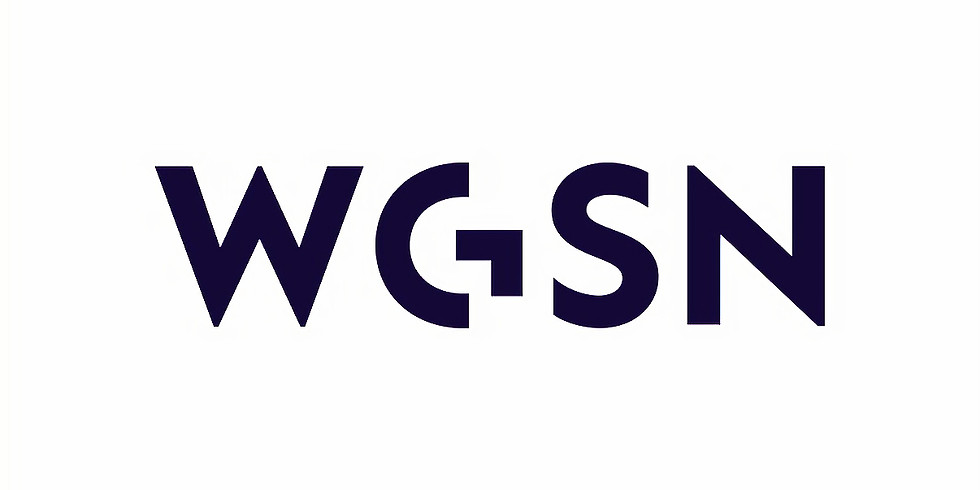 Trend Forecasting and Process by WGSN