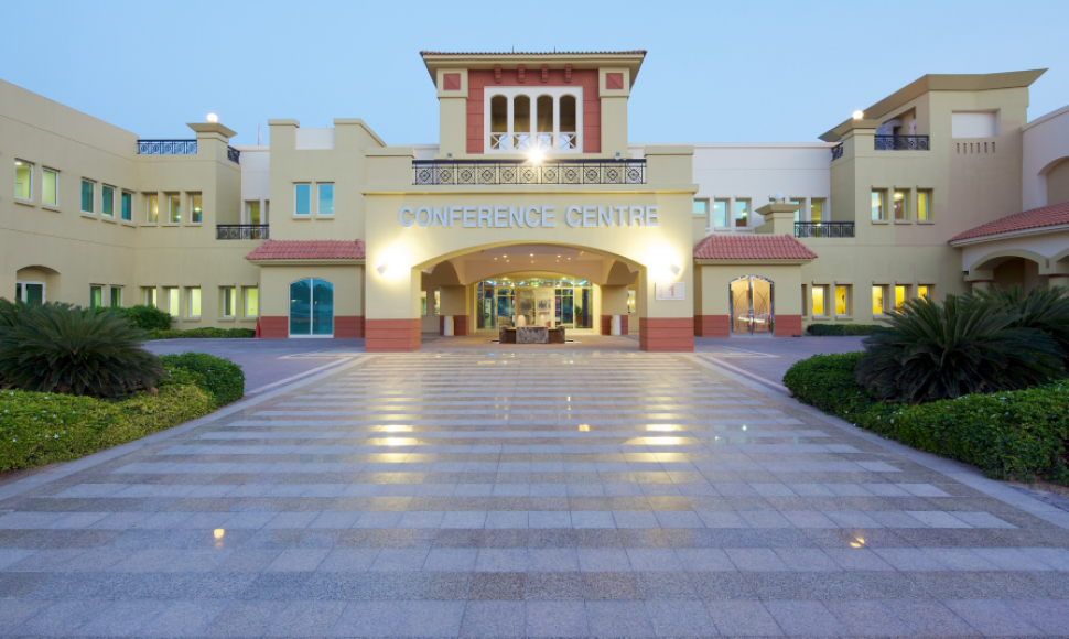 Conference Centre at Dubai Knowledge Park