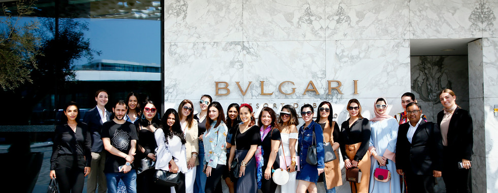Industry Visit to Bulgari