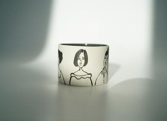 Girls Espresso Mug