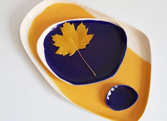 Ultramarine Plates Set