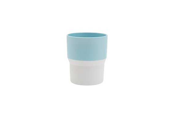 S&B Mug Blue + Coaster