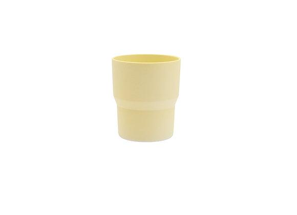 S&B Mug Yellow + Coaster
