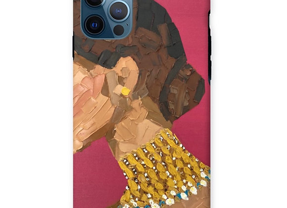 Jaidaa iPhone Case