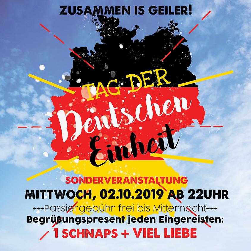 Tag der deutschen Einheit - Zusammen is geiler!