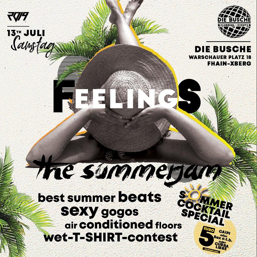 FEELINGS//summerjam '19