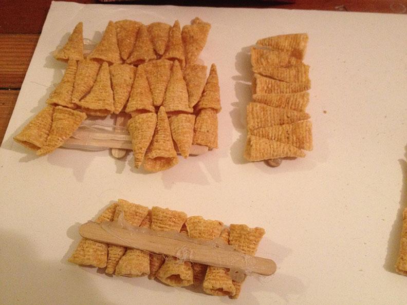 bugle pyramid construction 3.JPG