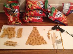 bugle pyramid construction.JPG