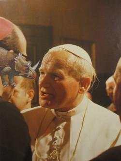 Pope meets Dino 2.JPG