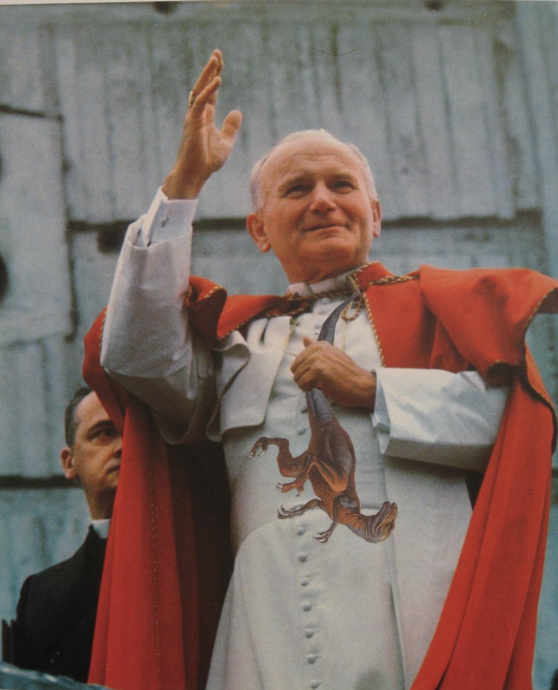 Pope meets Dino 3.JPG