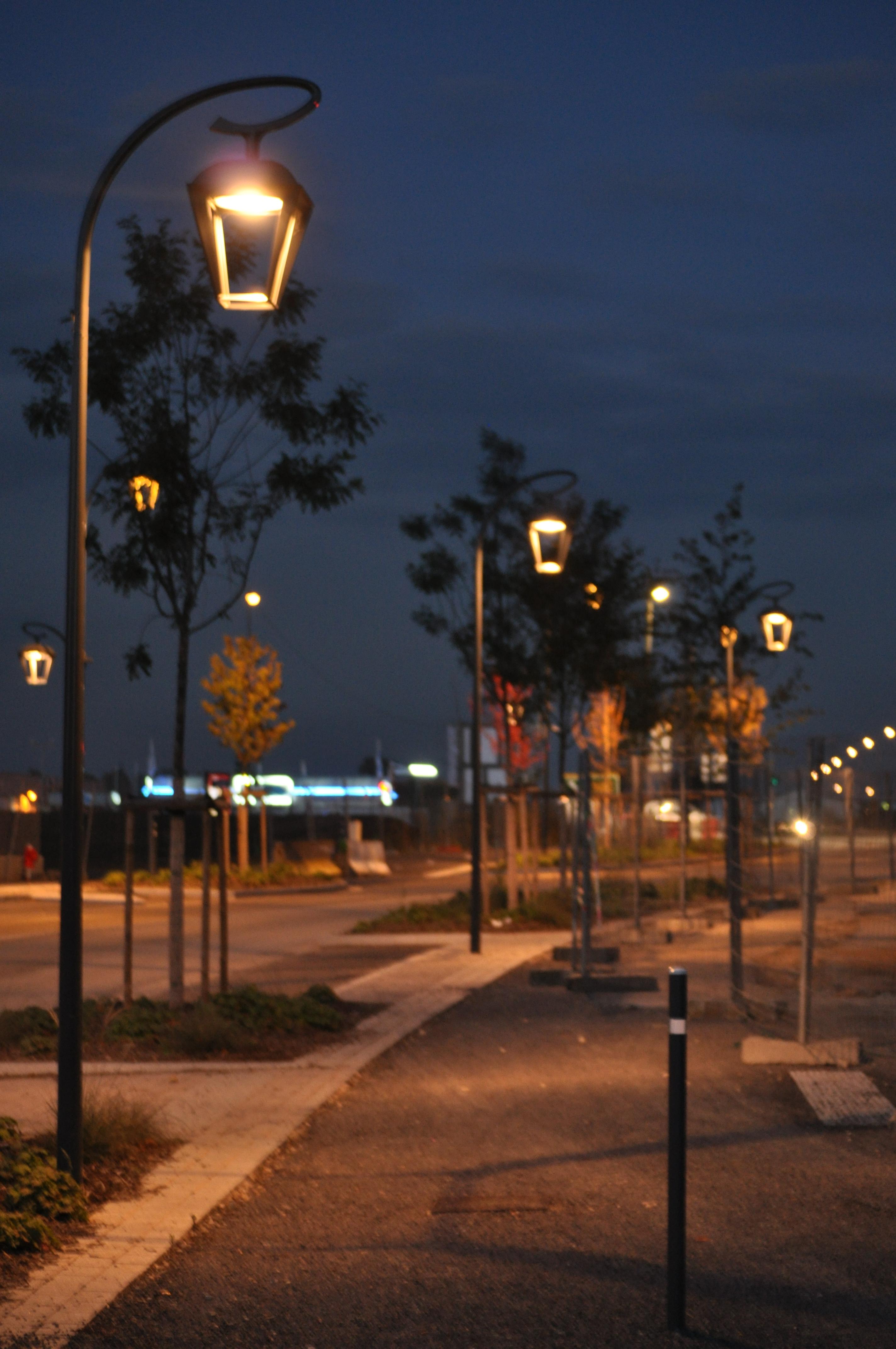 Lighting / Réseaux