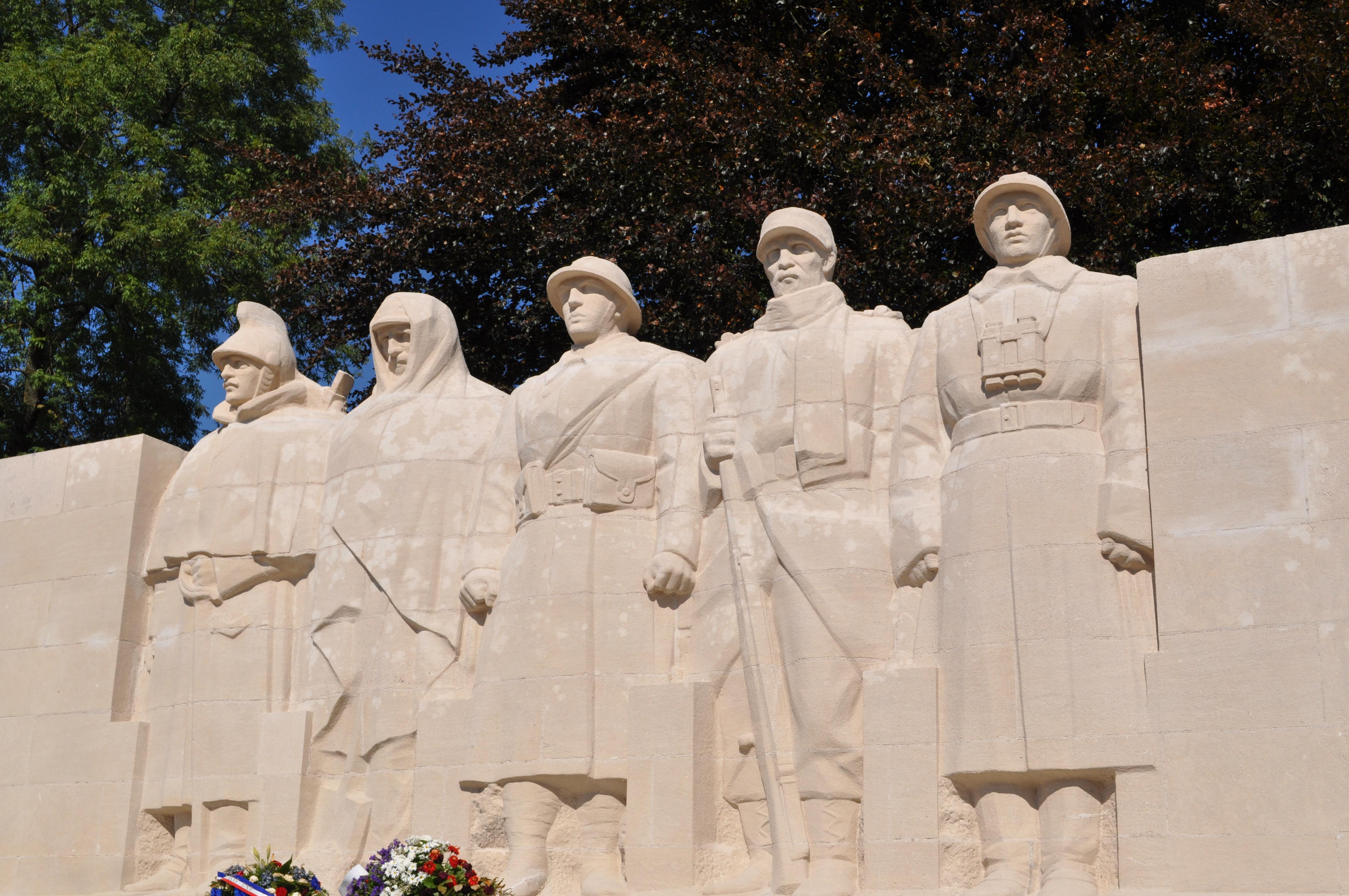 Monument des enfants morts / Verdun