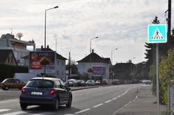 Voie primaire / rue des Vosges