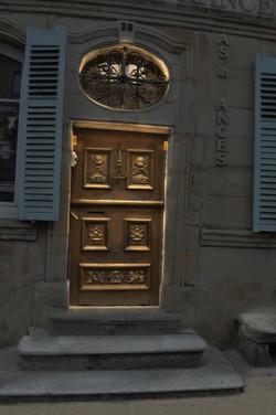 "MEV projetée / Maison ""Faust"""