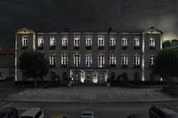 MEV projetée / Hôtel de ville
