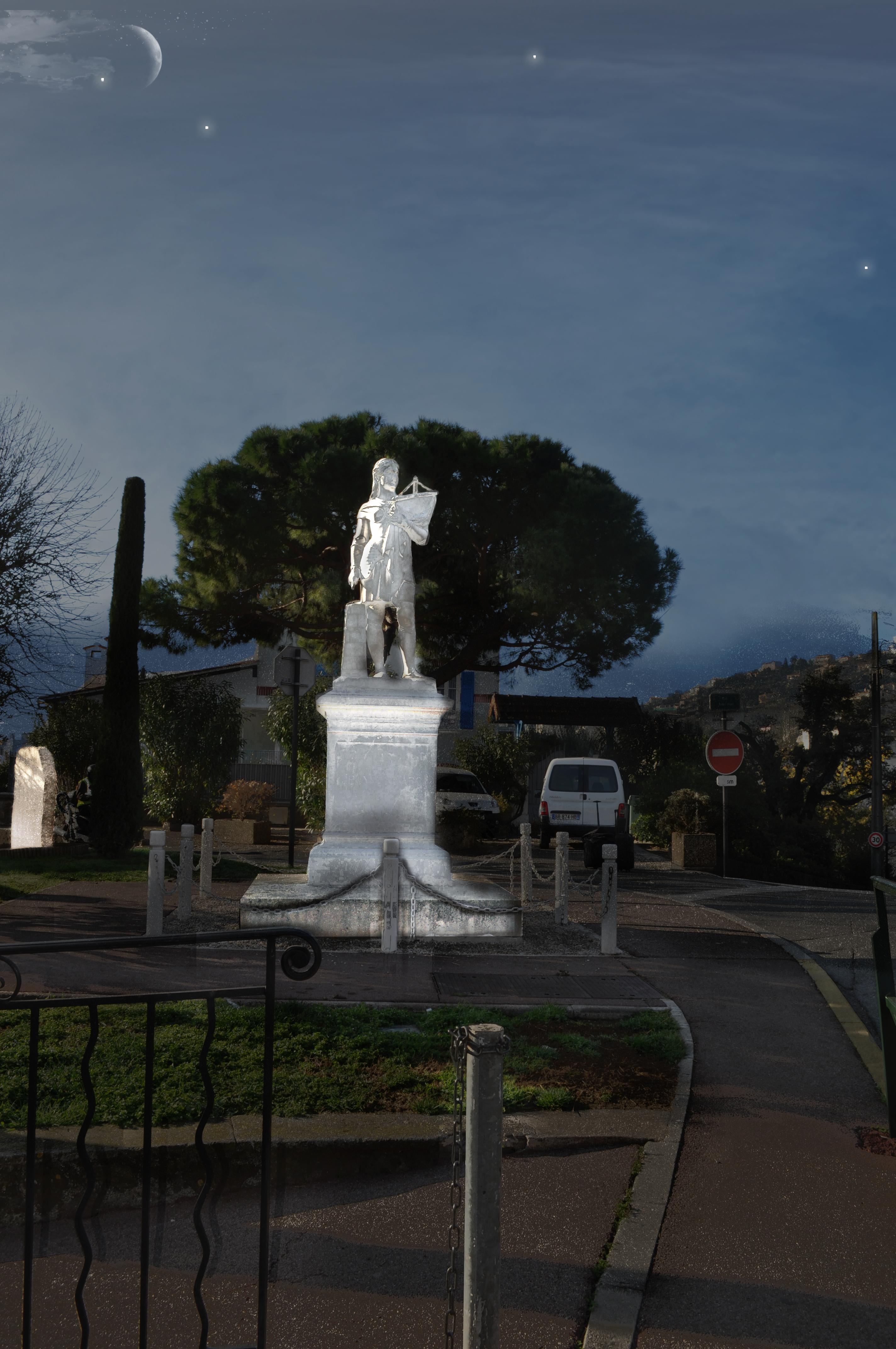 MEV projetée / Statut Jeanne d'Arc
