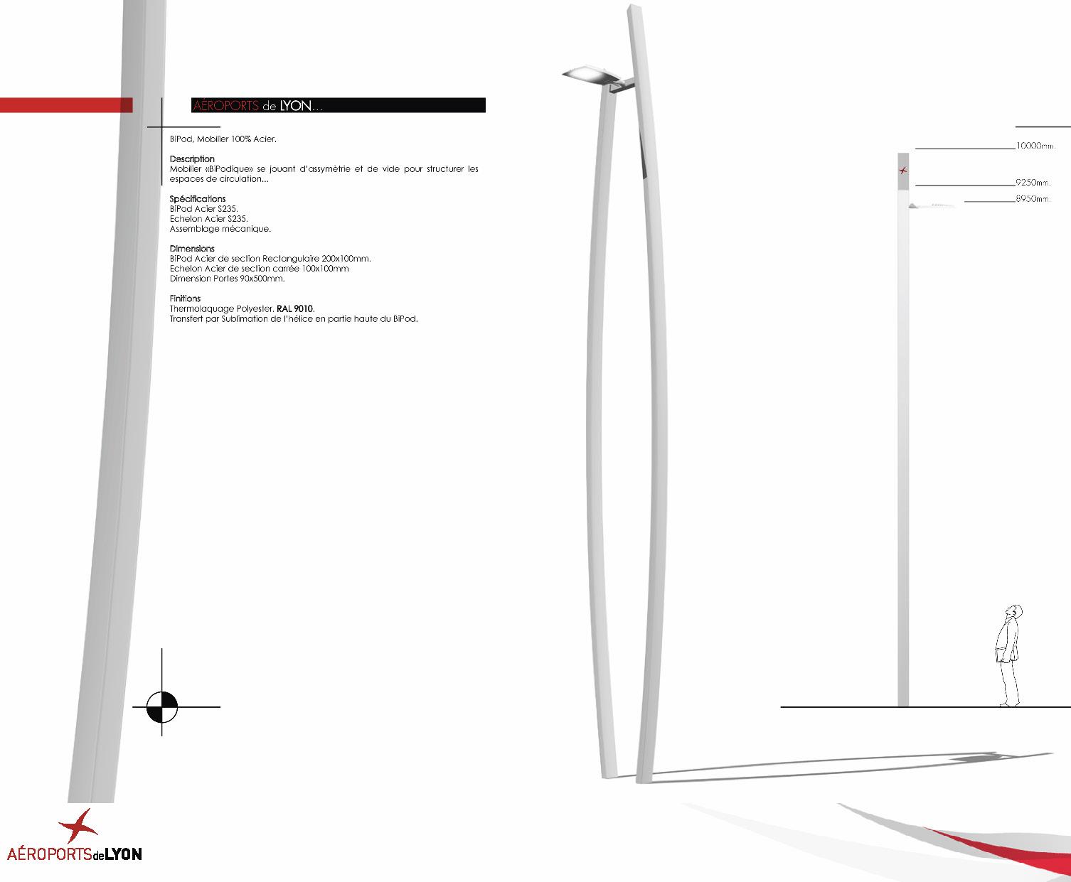 Proposition d'un équipement designé