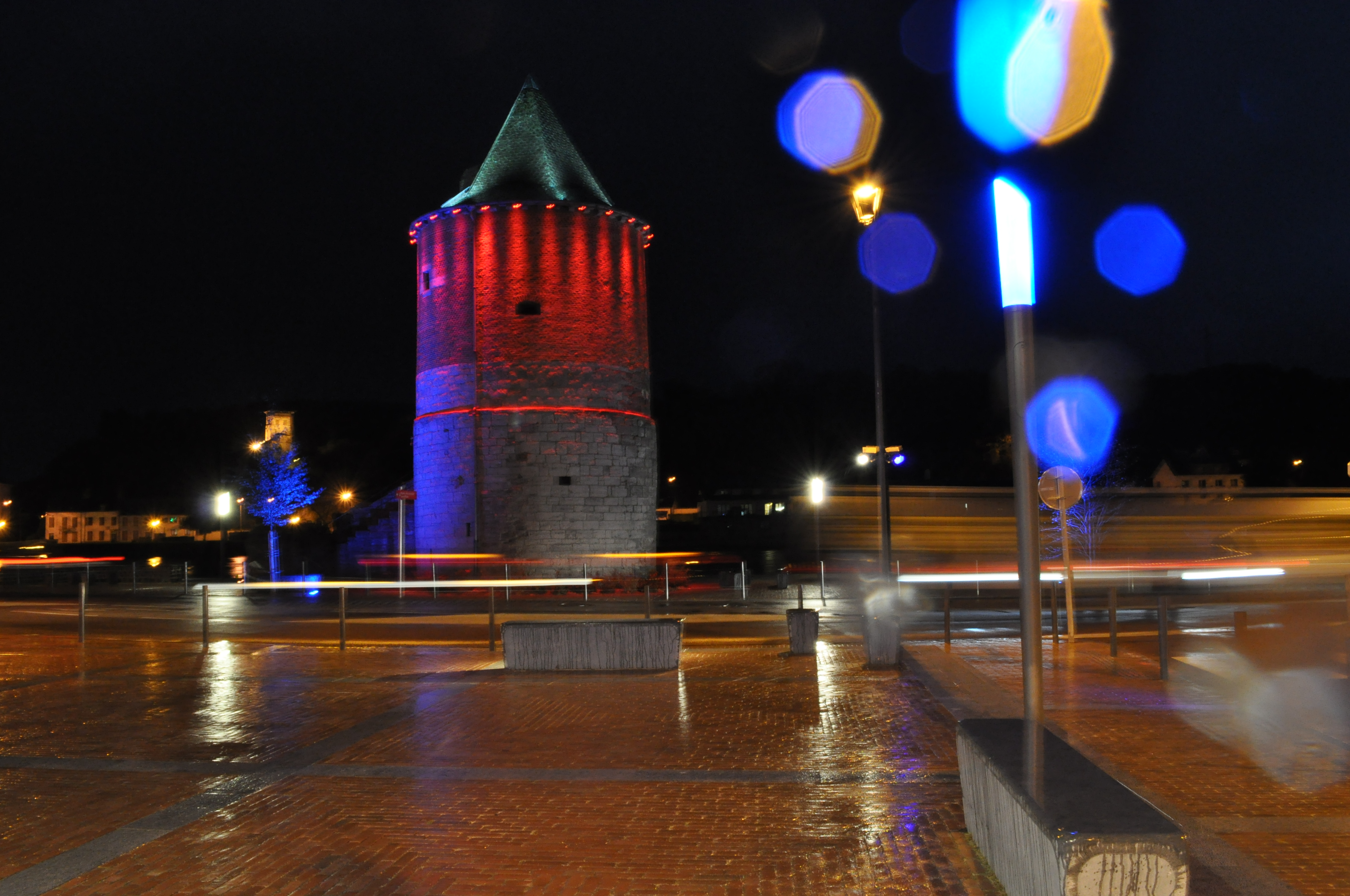 La tour du château