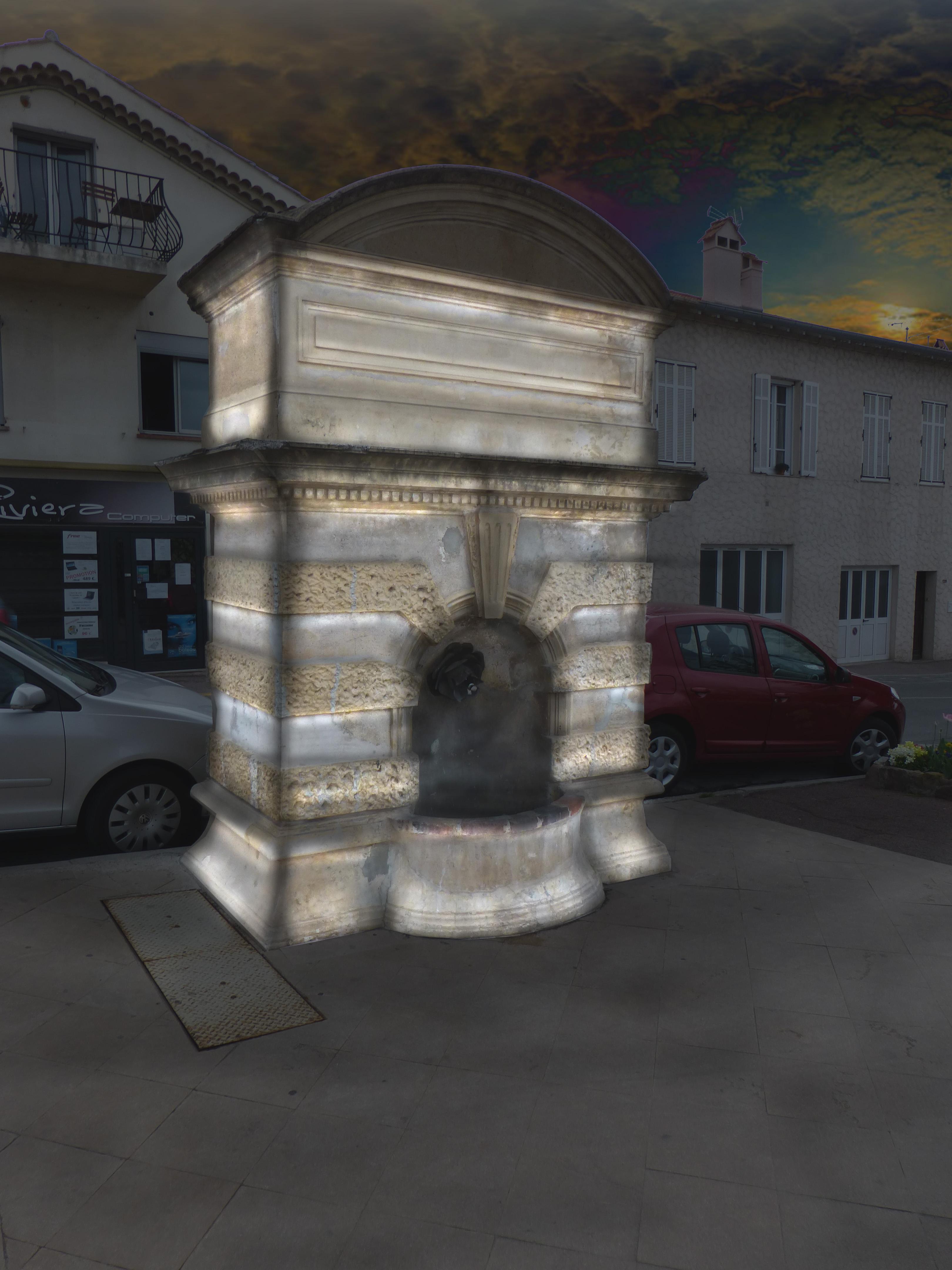 MEV projetée / Place Jeanne d'Arc
