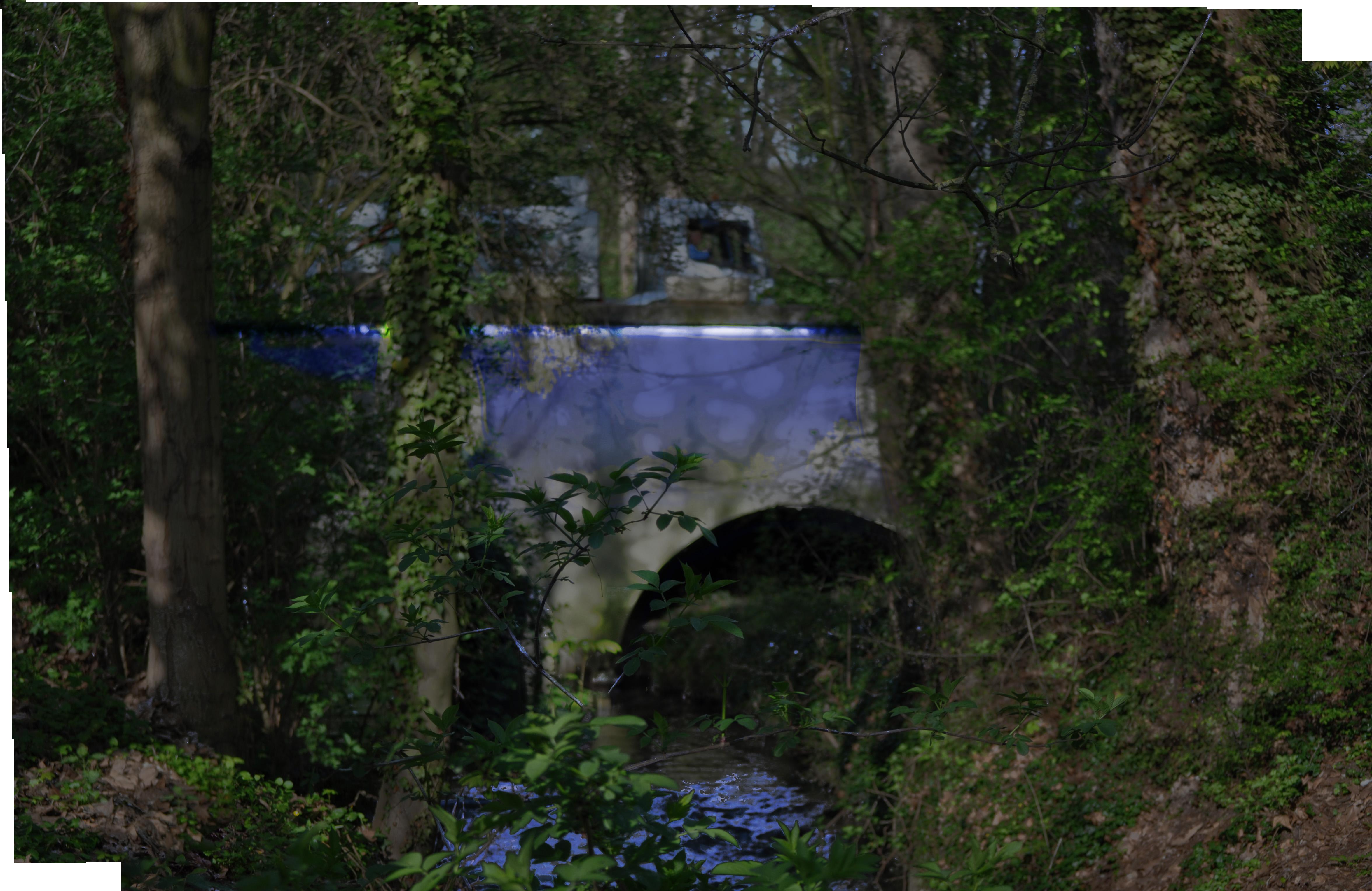 MEV projetée / Pont