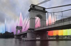Pont du port à l'anglais / CG94