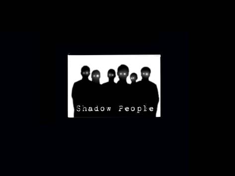Shadows at Begbie Falls