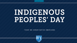 Happy Indigenous Peoples' Day