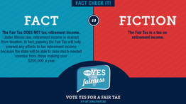 The facts don't lie, but big-money Fair Tax opponents do