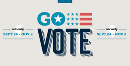 Early voting begins tomorrow