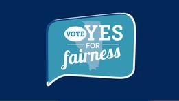 Official Fair Tax Language on the Ballot