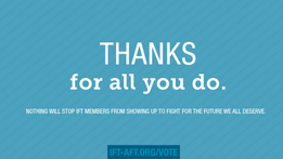 IFT Statement on Illinois' Election Results
