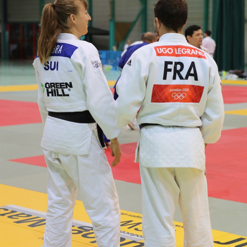 Ugo Legrand & Juliane Robra