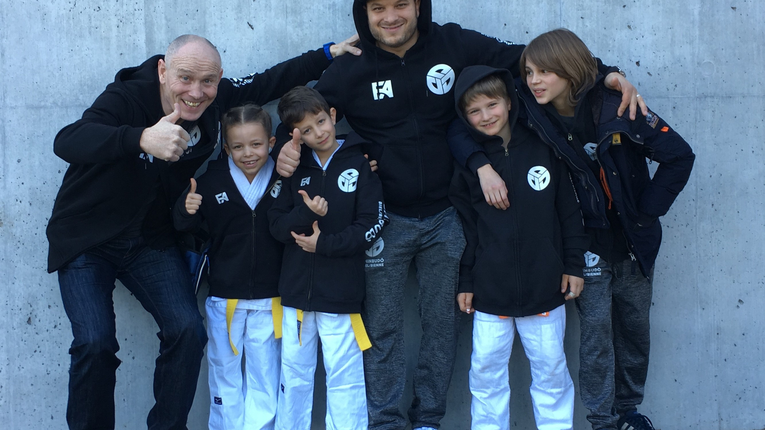 Oensingen Team Shinbudo