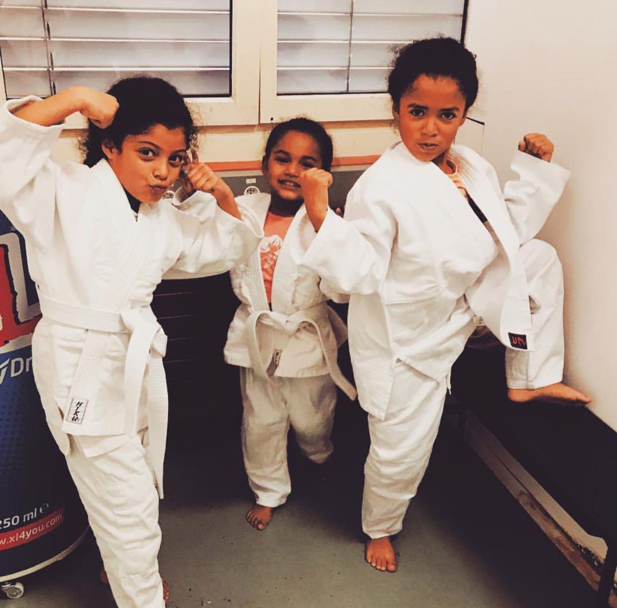Judo Girls