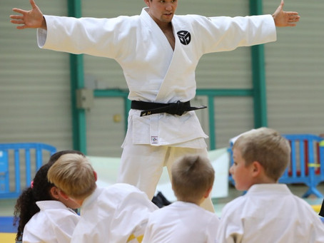 Vorteile des Judos für die Entwicklung