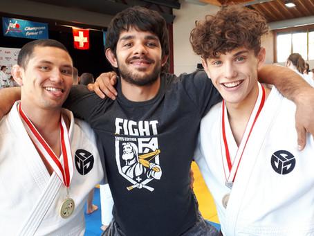 Championnats suisses Jiu-Jitsu 2019