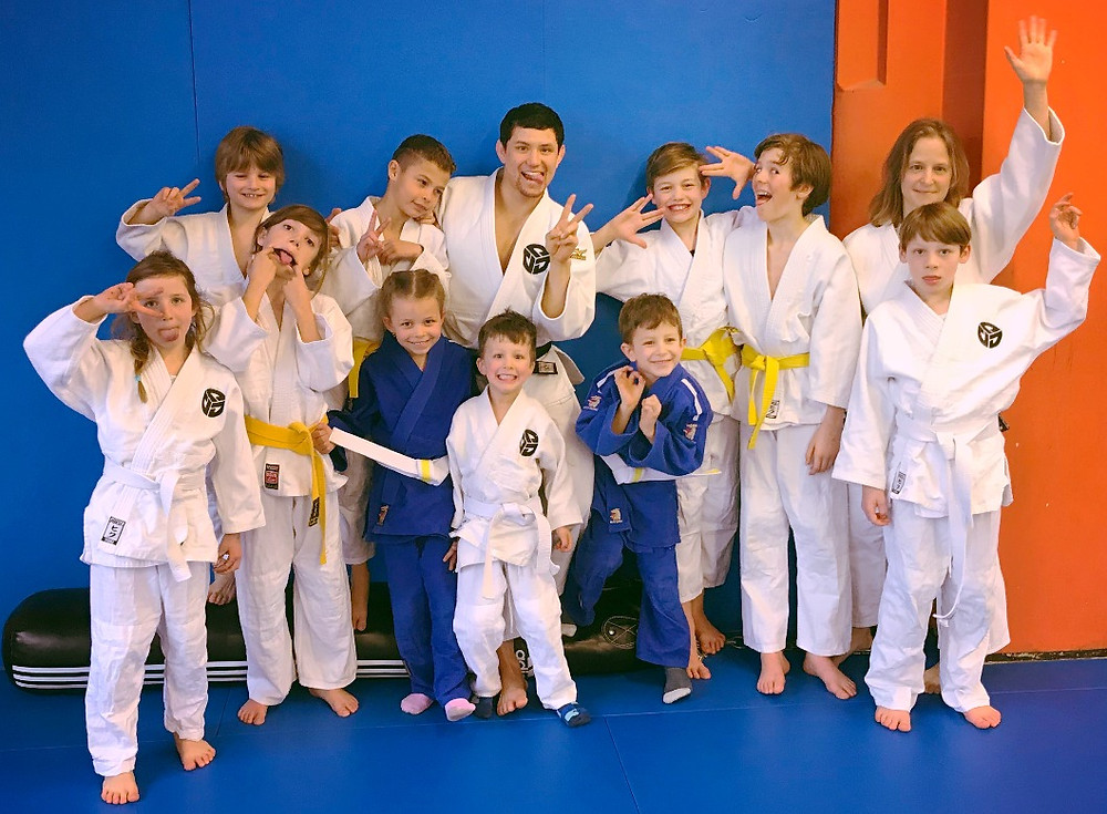 Team Shinbudo Kids