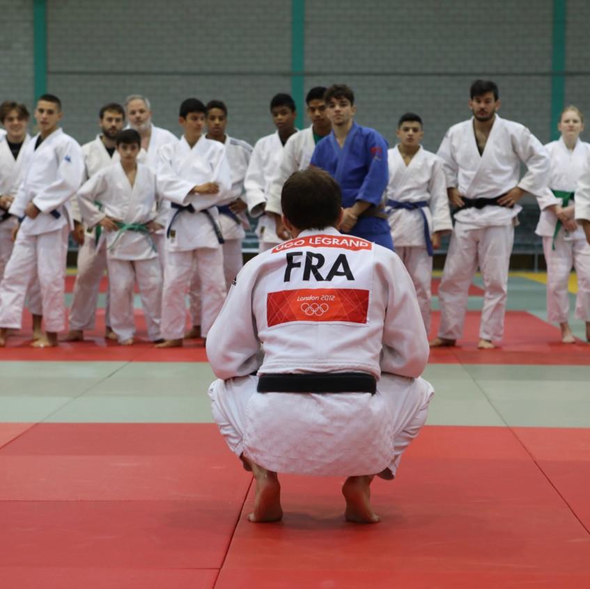 Living Judo