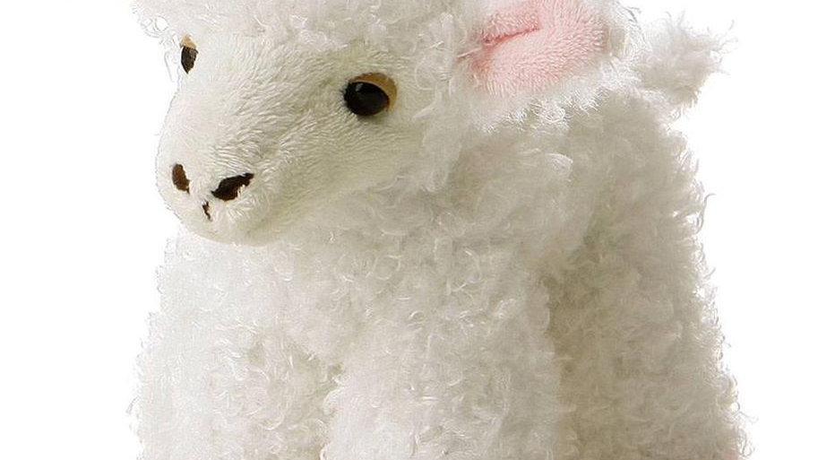 Cute Sheep Soft Toy (Luna)