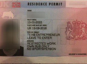 UK Visa Application Successful case - Mr